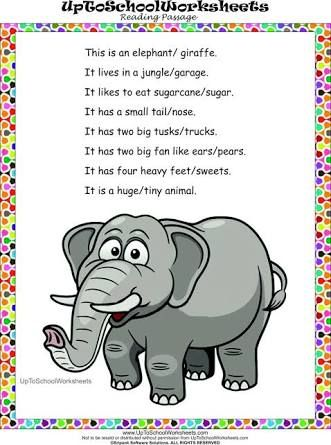 Image result for hindi worksheets for grade 1 free printable | poems ...