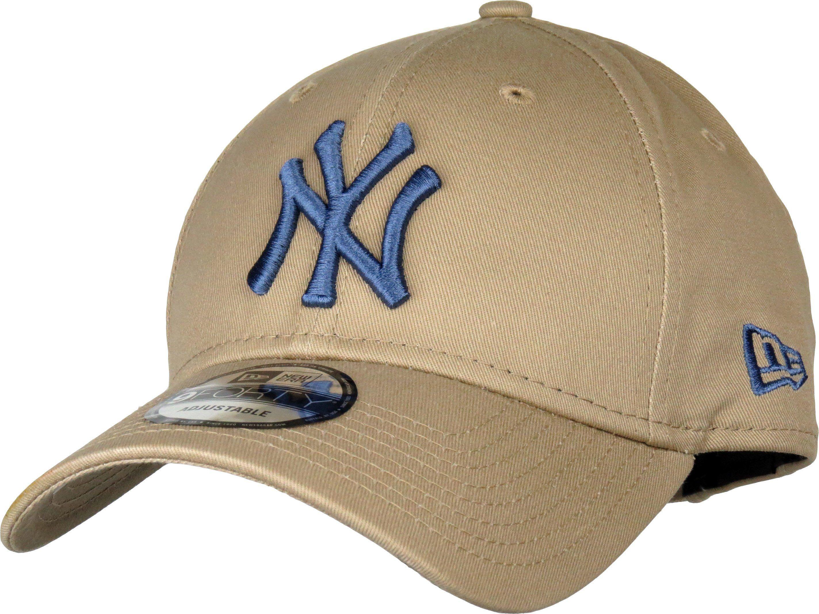 New Era 940 League Essential Baseball Cap Camel colour 81ec110eca39