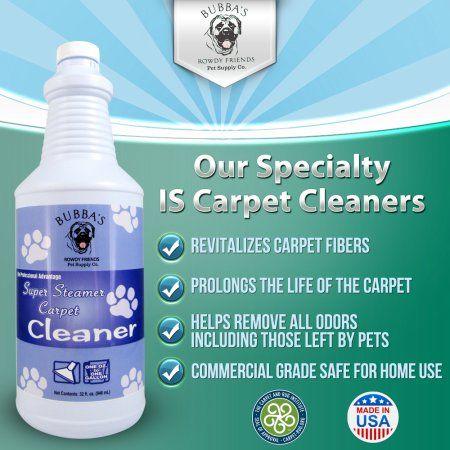 Bubbasrowdyfriends Walmart Bubbas Carpet Cleaner Solution Odor