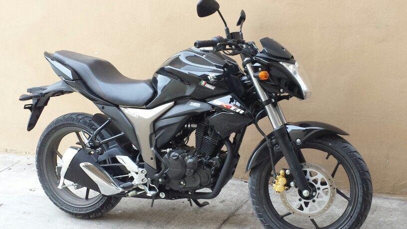 Suzuki Gixxer 2016 Suzuki Gixxer Hyderabad Club Motorcycle New