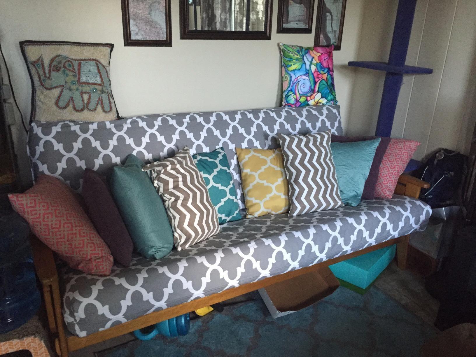 amazon    fynn full size futon cover 54 inch x 75 inch   amazon    fynn full size futon cover 54 inch x 75 inch      rh   pinterest