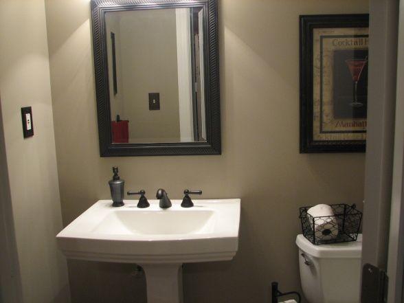 Small Half Bathroom Ideas small half bathroom ideas | half bath | bathroom | pinterest