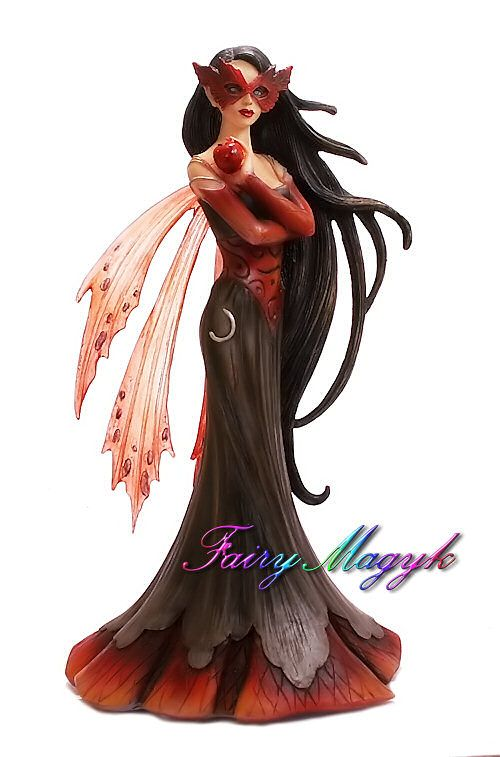 Fairy statues for sale galbreth fairy figurine mask of autumn fairy magyk for fairies - Fairy statues for sale ...
