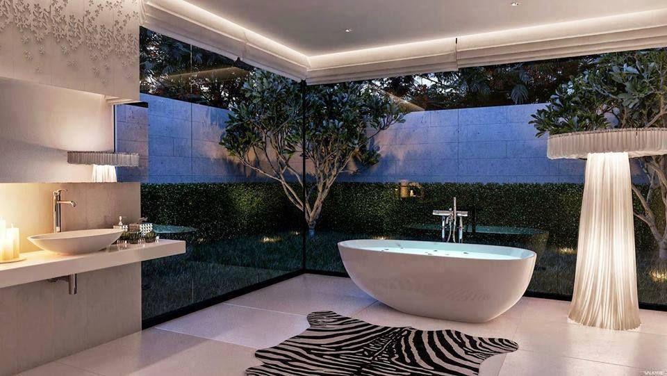Pin By Anri Khachatorian On Lavish House Decor Bathroom Design Luxury Modern Bathroom Design Luxury Bathroom Inspiration Minimalist but luxurious bathroom design