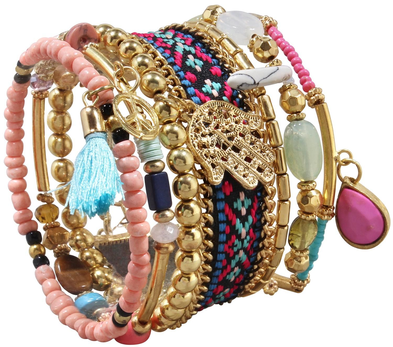 Charm Bracelet - Brigitte Bracelet by VIDA VIDA LtzqB1w