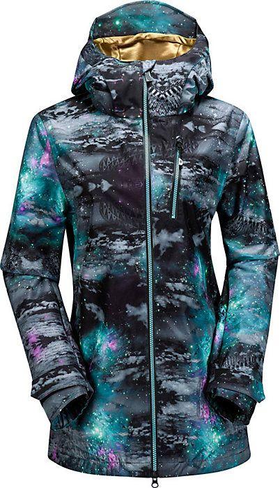 Volcom Astrid Gore-Tex Jacket - Women s Snowboarding Jacket ... 7e12f0aef6d