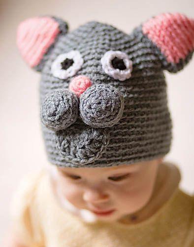 Peluches Crochet Adorable Jouets Chapeaux et plus à faire - motif ...
