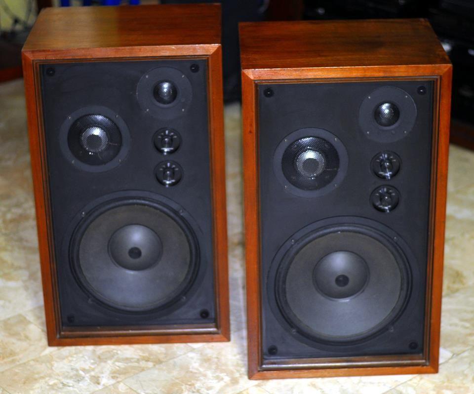 Vintage Panasonic Vintage Speakers Monitor Speakers Hifi