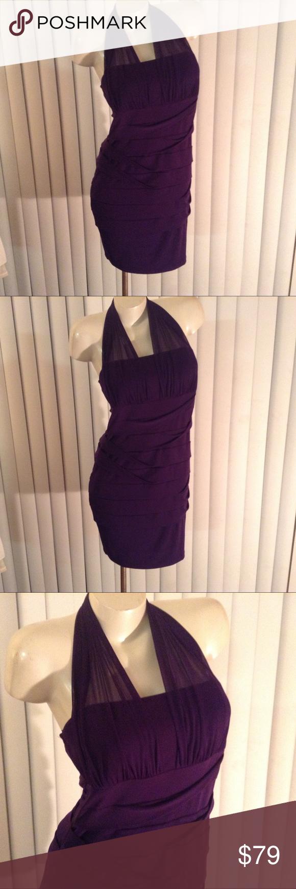 En Focus Studio Dress Grape Dress Dresses Fashion