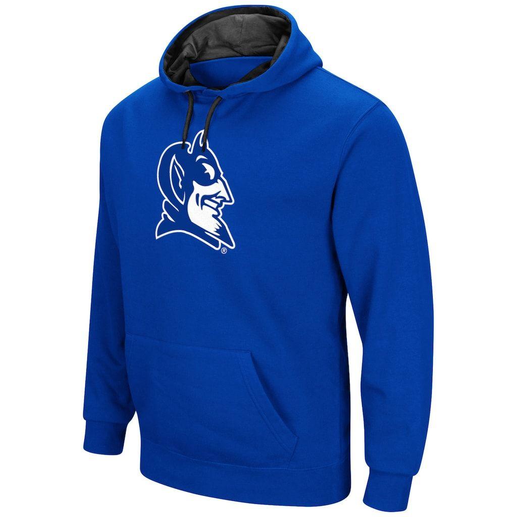 637ef13c6090 Men s Campus Heritage Duke Blue Devils Logo Hoodie in 2019 ...