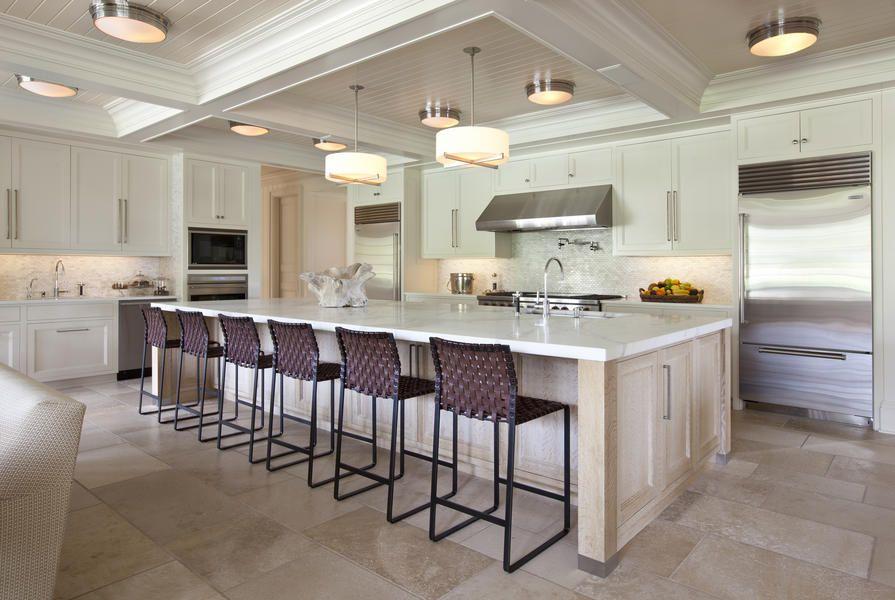 Michael Davis Design Construction Kitchen Dining White In