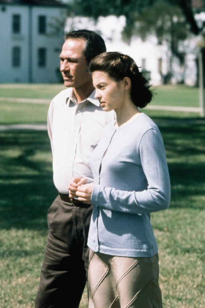 Tommy Lee Jones And Ashley Judd In Double Jeopardy 1999 Tommy Lee Jones Ashley Judd Young Tommy Lee