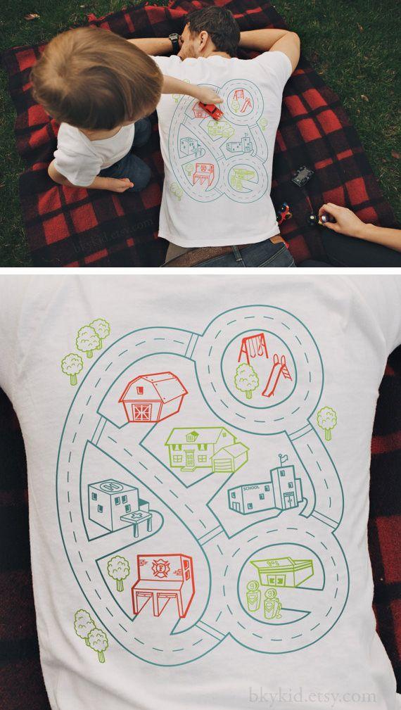 Camiseta de masajes y circuito para coches en regalos para - Alfombra circuito coches ...