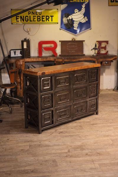 mobilier industriel starfor ancien bricolage et diy. Black Bedroom Furniture Sets. Home Design Ideas