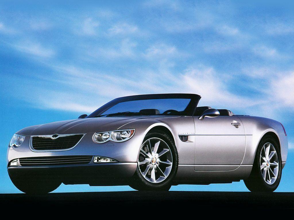 2000 Chrysler 300C Hemi Convertible Concept (с