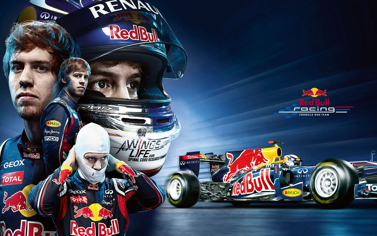 Sebastian Vettel HD Wallpapers 12