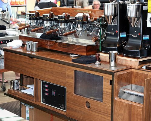 Image Result For Barista Counter Layout Restaurant Coffee Shops