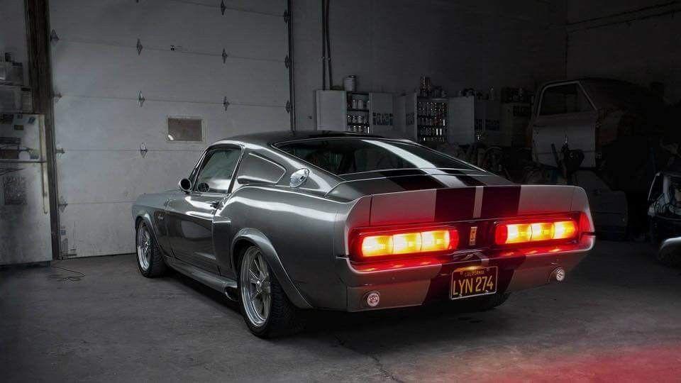 Pin De Oscar Custode En Ford Cobra Mustang Shelby Gt500 Autos