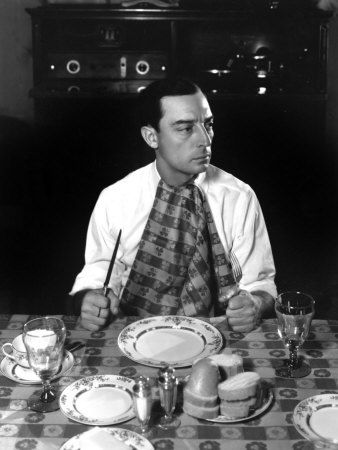 A Mythical Monkey writes about the movies: Buster Keaton's Pie Recipe