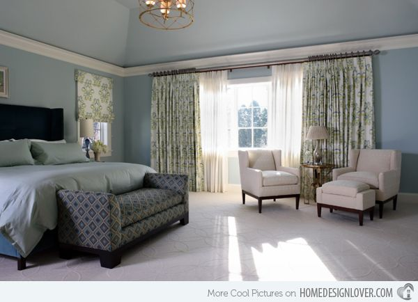 15 Beautiful Blackout Bedroom Curtains | Bedroom drapes, Bedrooms ...