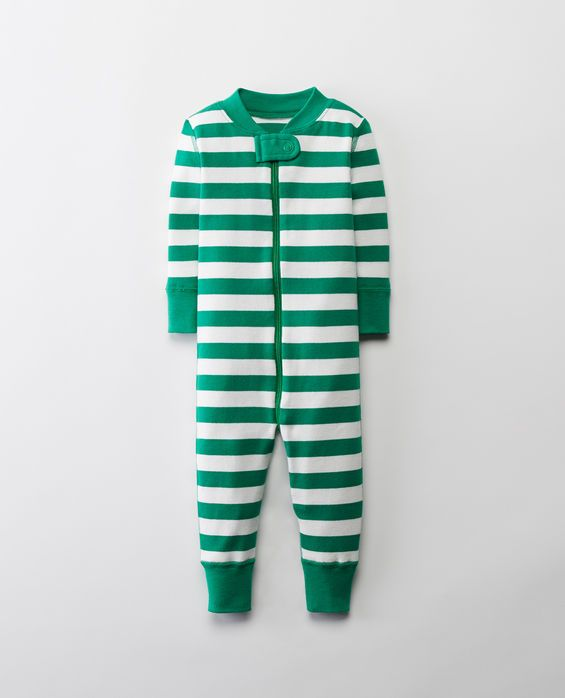 Night Night Sleeper In Organic Cotton In Go Green Hanna