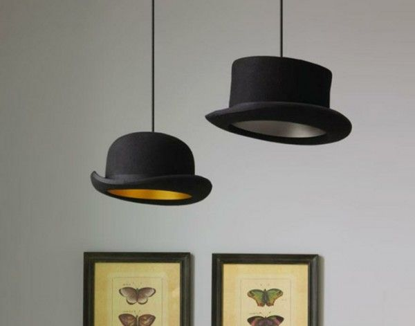 ausgefallene lampen selber bauen