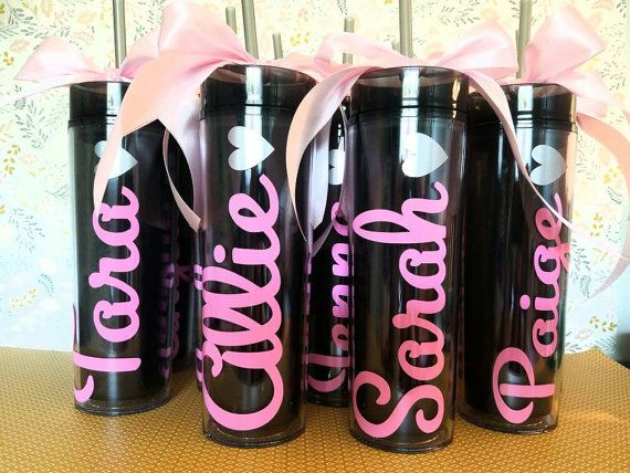 Check out this item in my Etsy shop https://www.etsy.com/listing/281716866/bridal-party-tumblers-bridal-party-gifts