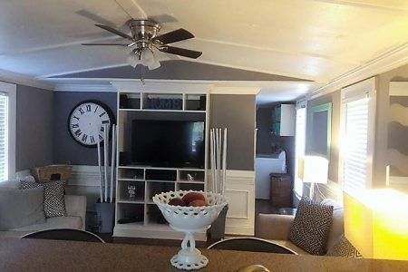 Gorgeous mobile home interiors single wide also in paint rh pinterest