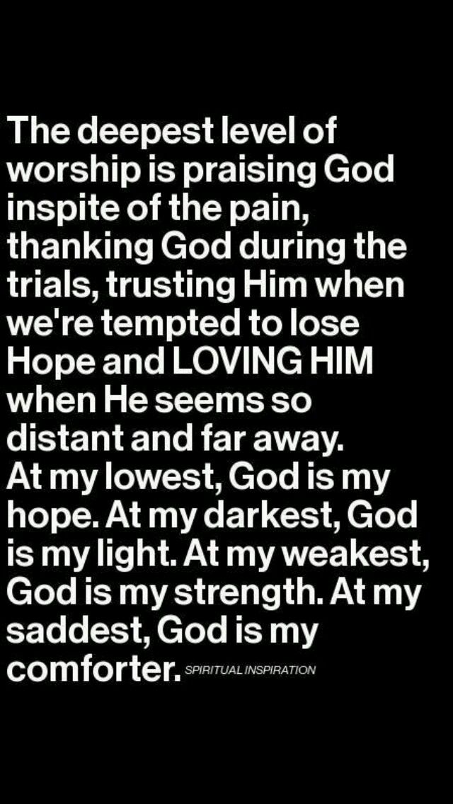 Quotes about God is my strength (70 quotes)