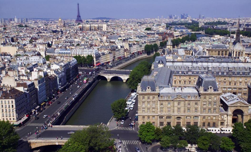 Dónde Alojarse en Paris [2018] Mejores Hoteles y Zonas