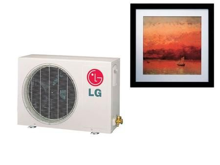 La096hnp Art Cool 9 500 Btu Single Zone Picture Cool Heat