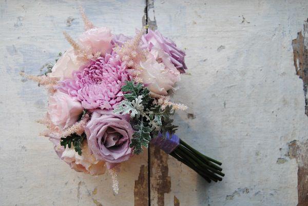 """Los tonos en """"orquídea radiante"""" vienen con fuerza para las tendencias en bodas  2014 #radiantorchid #wedding #trend2014"""