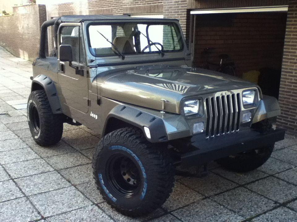 Jeep Wrangler Yj 95 Jeep Wrangler Yj Jeep Wrangler Jeep Yj