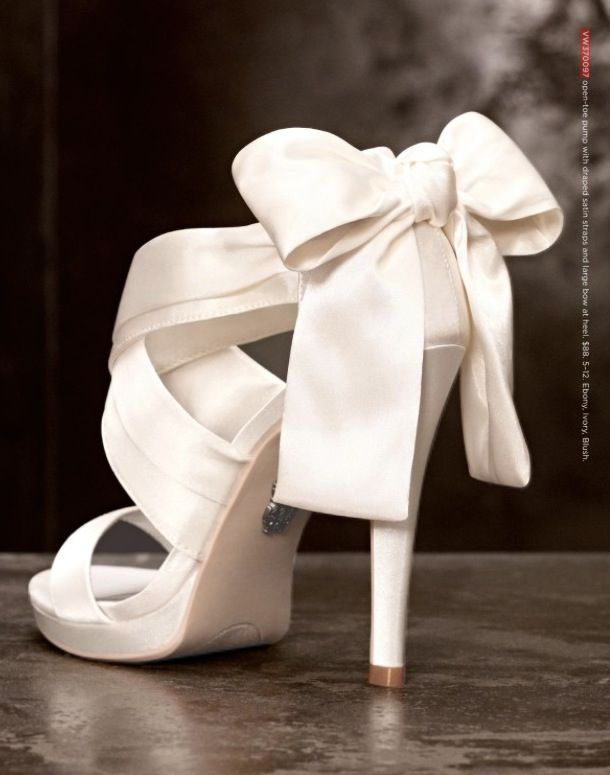 ccfcf7e4c From David s Bridal- I definitely want something like this but in a fun  color!! Fun shoes under a gorgeous dress!!