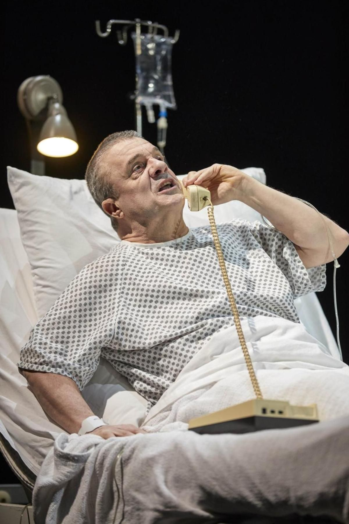 Angels In America Review Andrew Garfield And Nathan Lane Lead A
