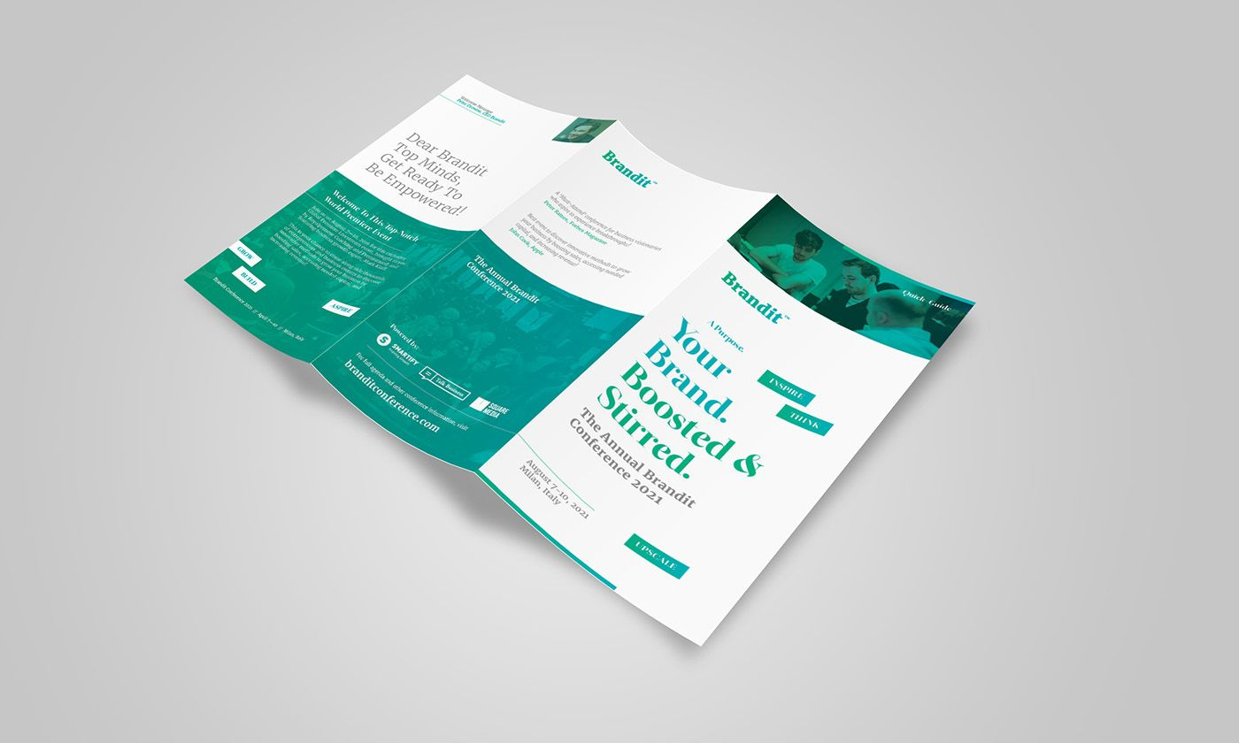 event brochure template on behance graphic design inspiration