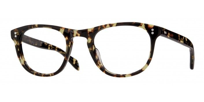 Create the Look -  'Florenz' in Tortoise Black by Oliver Peoples