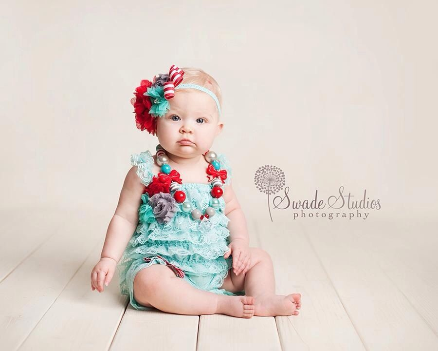 Piper Lilly Big Lace Headband