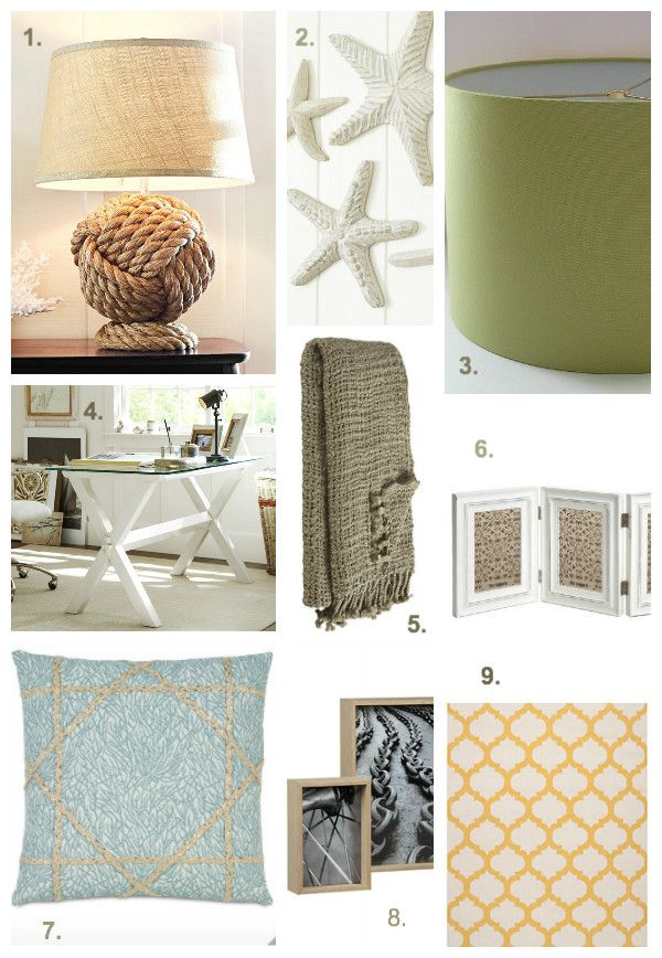 Home Decor: Hamptons Chic | The Divine Addiction. Give your home a little makeover... Hamptons style