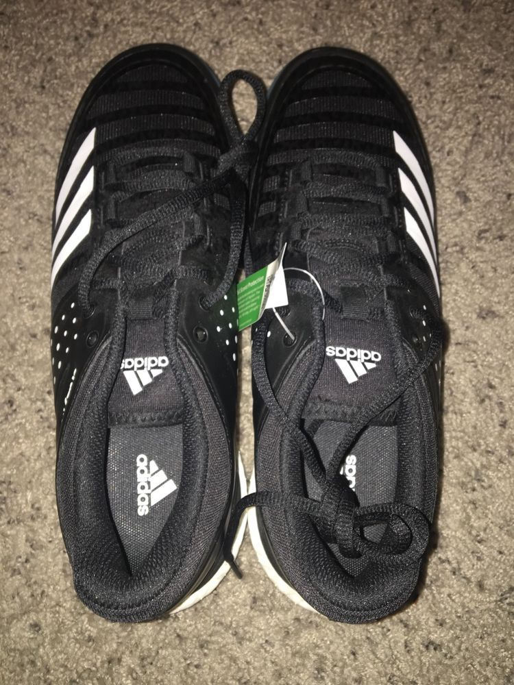 fashion Volleyball Womans Adidas Size 10 Black Crazyflight Shoes X nS1qxAw8qR