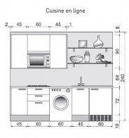 Plan De Cuisine Les Différents Types Furniture Kitchen Design