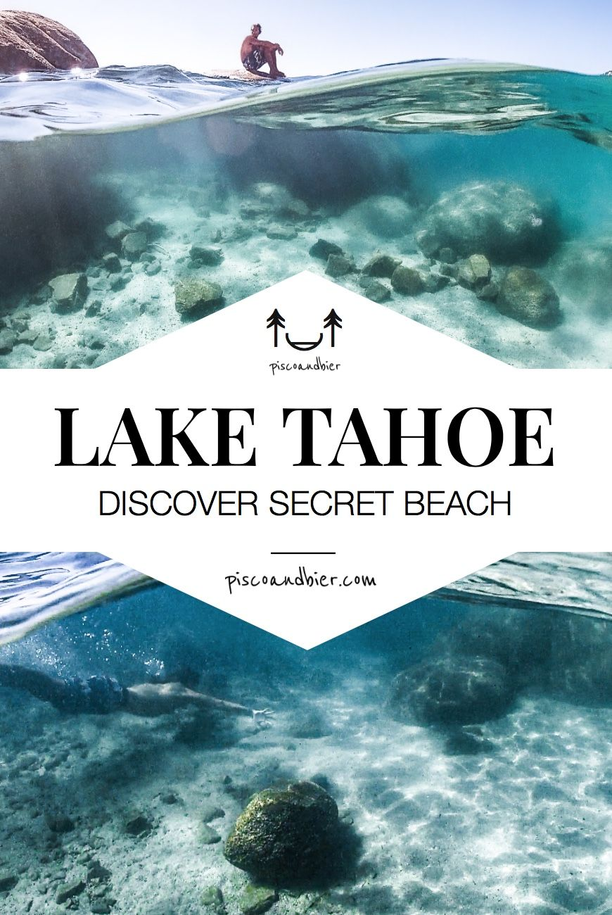A guide with the best locations to take photos around Lake Tahoe and to have a great time in this mountain lake paradise. #laketahoe #tahoe #photographyguide #emeraldbay #adventure #california #nevada #travel #roadtrip #photography