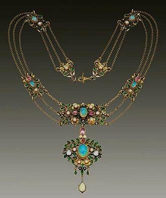 Louis Comfort Tiffany Art Nouveau Jewelry Antique Jewelry Jewelry Inspiration