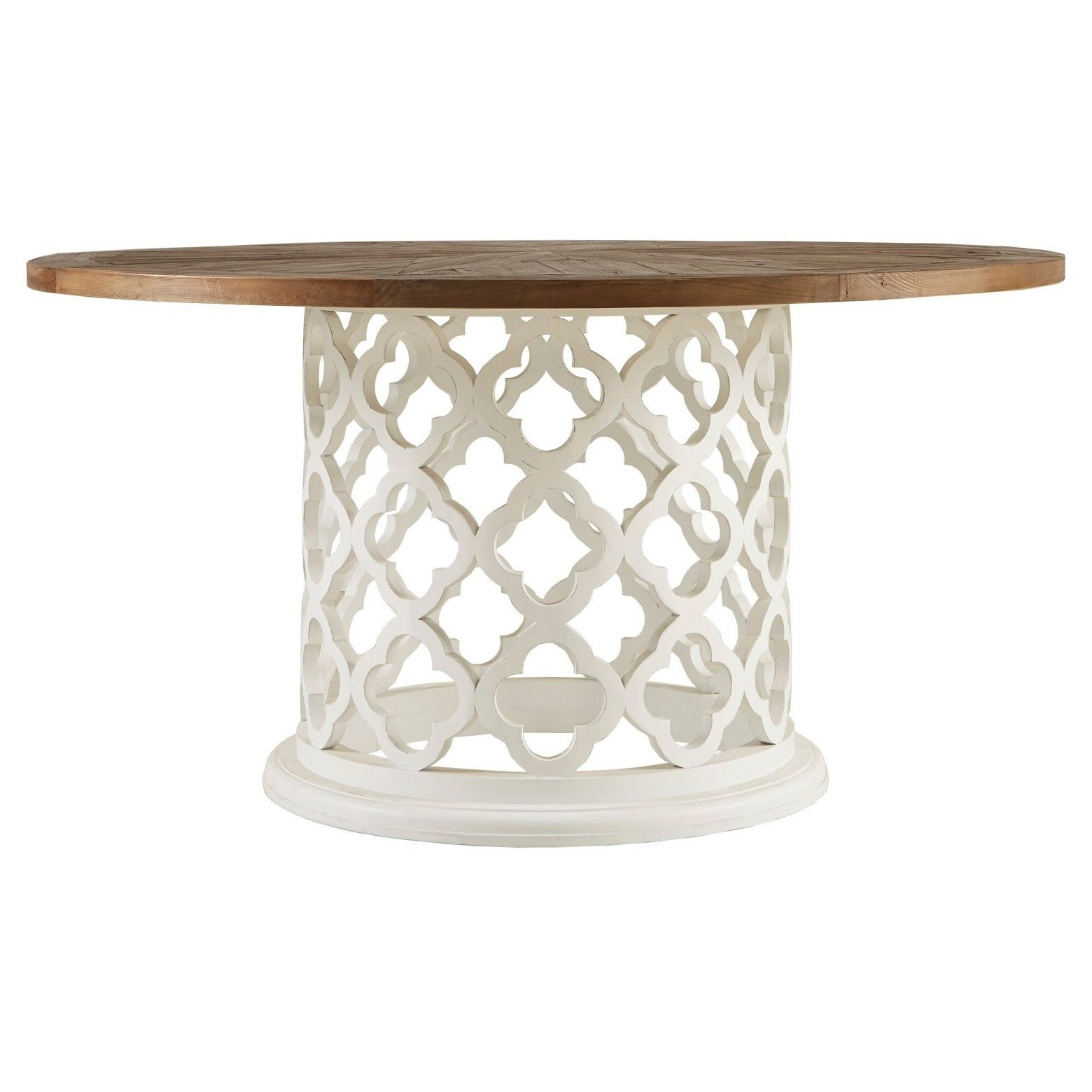 Elegant And Welcoming, The Roslyn Dining Table From Inspire Q Is The  Perfect Centerpiece For