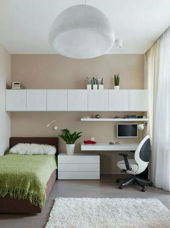 31 Amazing Decoration Ideas For Small Bedroom 26 Schlafzimmer