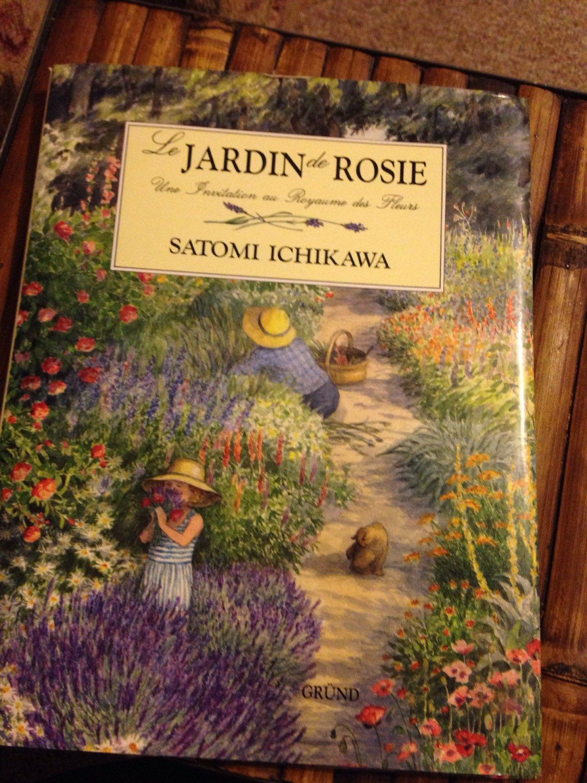 Le Jardin de Rosie Satomi Ichikawa in french Rosie\'s Garden 1992 by ...