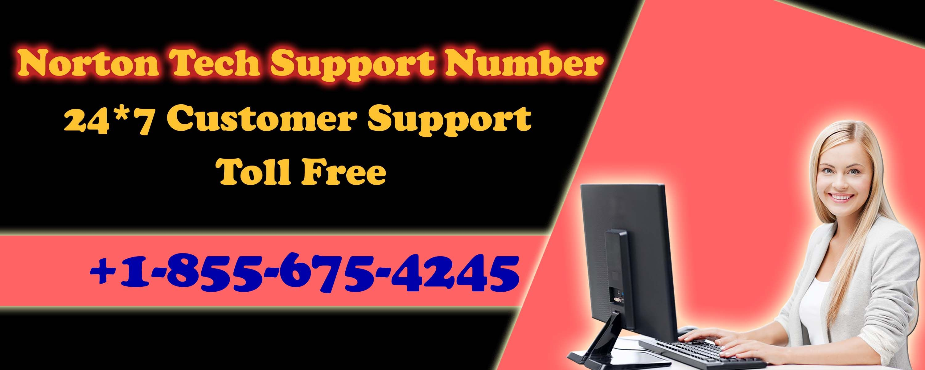 NortonTechSupportNumber +18556754245 get free support