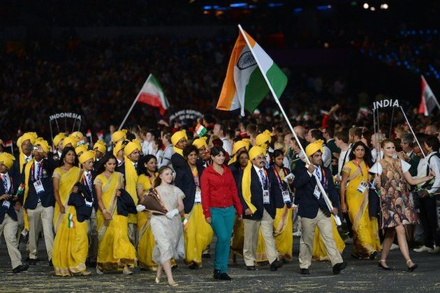 The Mystery Of The Indian Intruder At The Opening Ceremony Olympics Opening Ceremony Olympic Wrestling Opening Ceremony