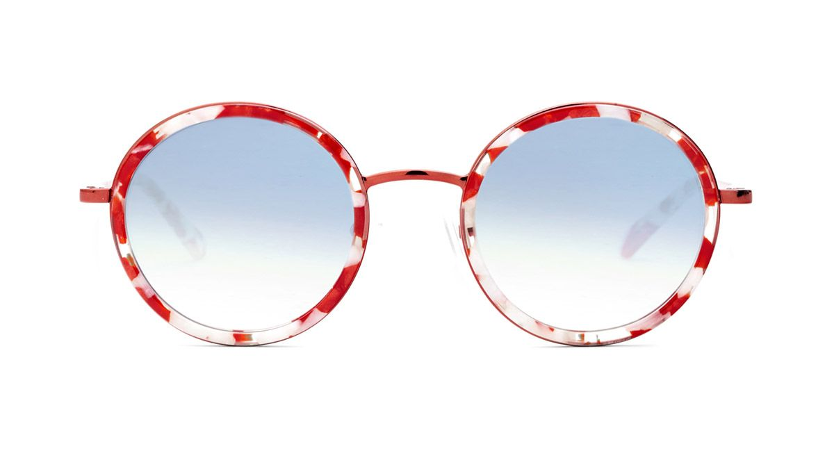 Etnia Barcelona mod. Miramar, red color ,photocromatic lenses  Meteora   Kalabaka   88212b196854