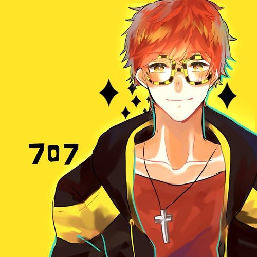 Image in Mystic Messenger 💬💞 collection by Octxber rain